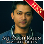 Aye Kaash Kahin Aisa Hota (Unplugged) - MP3 + VIDEO