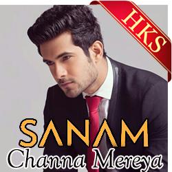 Channa Mereya Sanam Version Karaoke Mp3