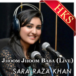 Jhoom Jhoom Baba (Live) - MP3