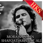 Mora Saiyaan Mose Bole Na - MP3