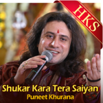 Shukar Kara Tera Saiyan - MP3 + VIDEO