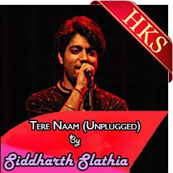 Tere Naam (Sidharth Slathia Version) - MP3