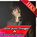 Janam Janam (Sidharth Slathia Version) - MP3 + VIDEO