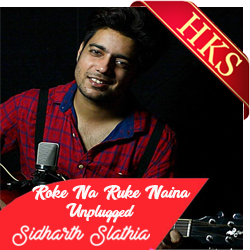 Roke Na Ruke Naina (Cover) - MP3