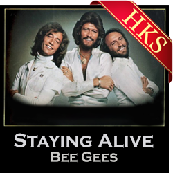 Staying Alive (Bee Gees) - MP3