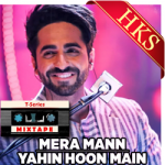Mann Mera | Yahin Hoon Main - MP3