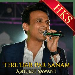 Tere Dar Par Sanam (Cover) - MP3