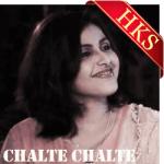 Chalte Chalte Yun Hi Koi - MP3