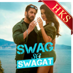 Swag Se Swagat (With Female Vocals) - MP3