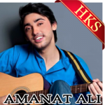Tujhse Naraz Nahi Zindagi (Amanat Ali Version) - MP3 + VIDEO
