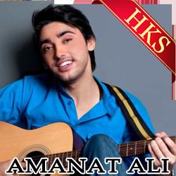 Tujhse Naraz Nahi Zindagi (Amanat Ali Version) - MP3 + VIDEO