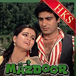 Tumhe Bhool Jaane Ka Haq Hai Magar - MP3