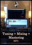 Tuning + Mixing + Mastering - MP3