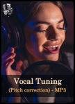 Vocal Tuning (Pitch correction) - MP3