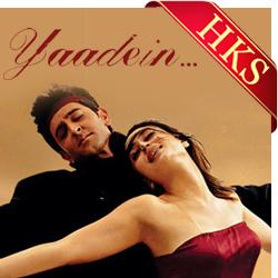 Yaadein Yaad Aati Hain (Female) (Without Chorus) - MP3 + VIDEO