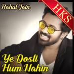 Ye Dosti Hum Nahin (Teri Jeet Meri Jeet) (Cover) - MP3