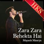 Zara Zara Behekta Hai (Madhyam Version) - MP3