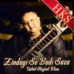 Zindagi Se Badi Saza (Live) - MP3