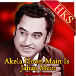 Akela Hoon Main Is Jahan Mein - MP3