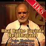 Bhaj Radhe Govinda Re - MP3 + VIDEO