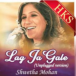 Lag Ja Gale (Unplugged Version) - MP3 + VIDEO