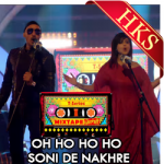 Oh Ho Ho | Soni De Nakhre (With Female Vocals) - MP3 + VIDEO