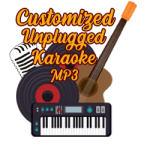 Unplugged Customized Karaoke MP3