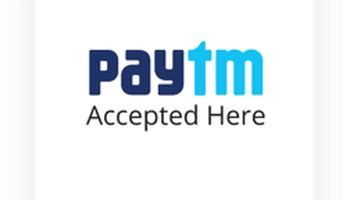 PayTm Accept Here